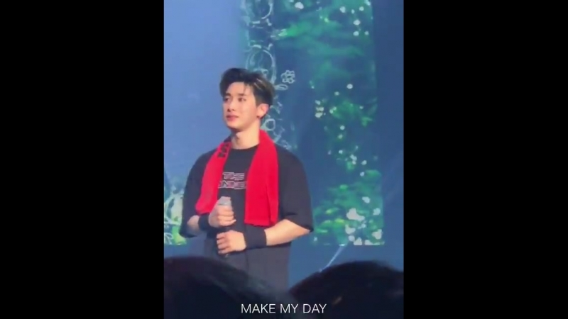 [VK][180526] MONSTA X - If Only (Wonho focus) @ The 2nd World Tour The Connect in Seoul (D-1)