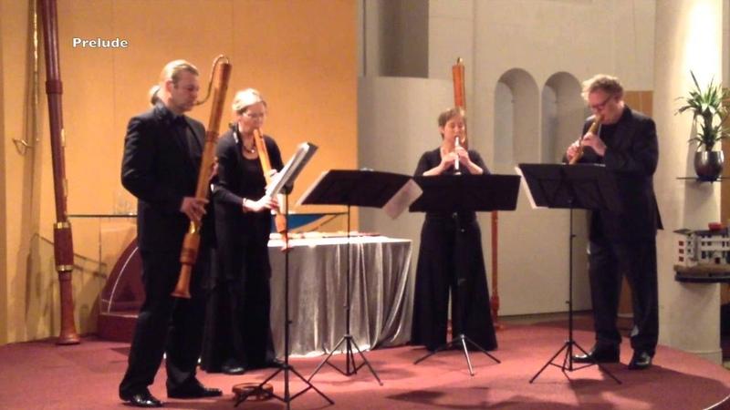 Bassano Quartet Concert Paaskerk Baarn NL 28 november 2015