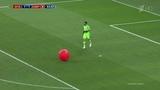 Alisson Ramses Becker VS balloon