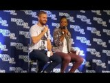 STEPHEN AMELL PANEL PART 1 HVFF LONDON 2018 HOW HAS ARROW CHANGED YOU OVER THE YEARS