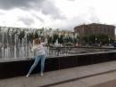 Юля в Питере поющие фонтаны и вакинг