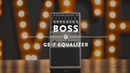 Boss GE-7 Graphic Equalizer | Reverb Demo Video