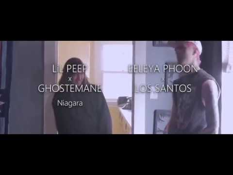 LiL PEEP x GHOSTEMANE - Niagara | Video | Перевод