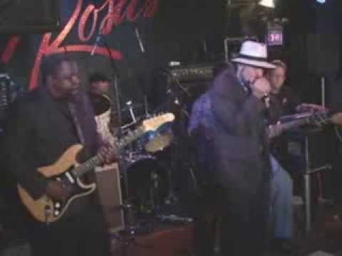 Mississippi Heat Live at Rosa's Lounge Chicago.[2005] Rosa's Strut with Lurrie Bell