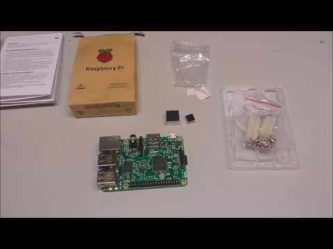 Install Kali Linux on Raspberry Pi 3 with 3.5 inch LCD Screen