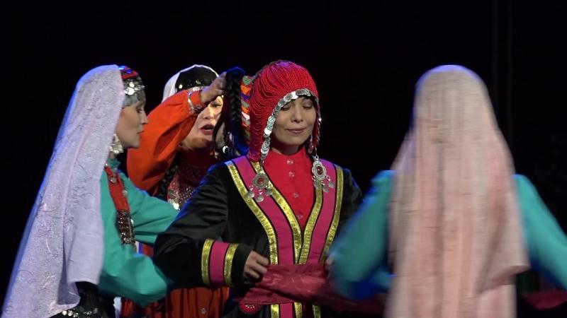 Отрывок из спектакля М.Бурангулова Ашкадар