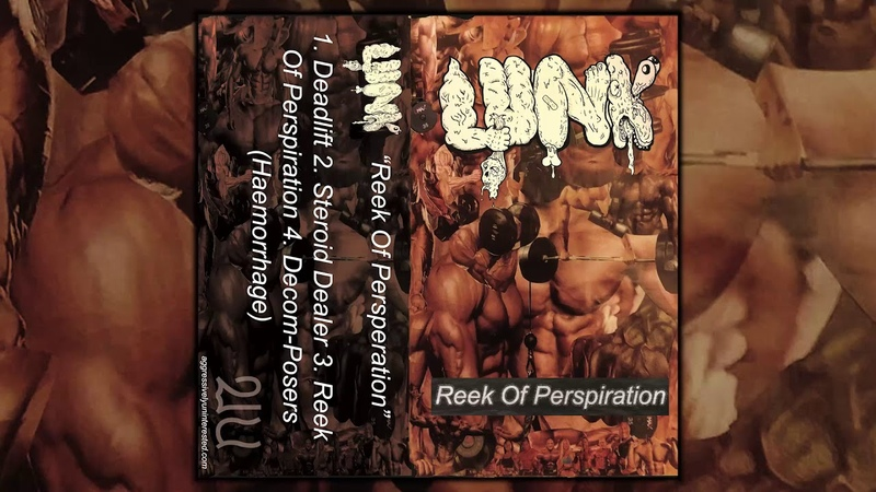 Lunk - Reek Of Perspiration CS FULL EP (2018 - Goregrind)