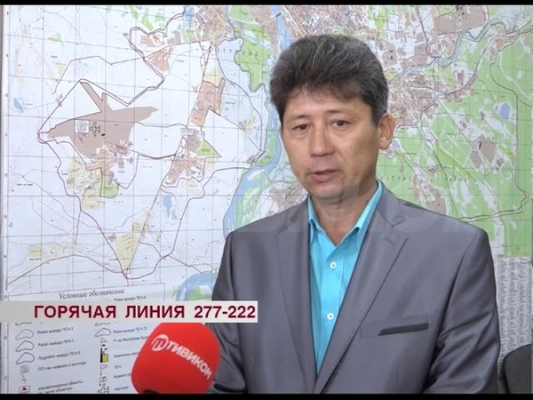 В Улан-Удэ с 20 по 23 июля введен режим повышенной готовности
