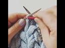 Целых пять МК косы спицами в одном видео! Knitting braid