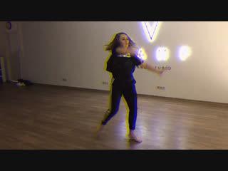 Billie Eilish - when the party's over | choreo by Olya Dobro