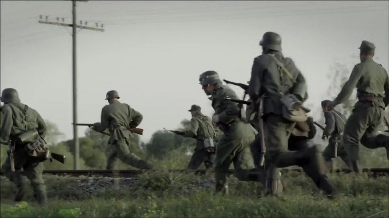 Баллада о бомбере 2011 Последний бой Уничтожение ФАУ