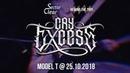 Cry Excess - Tsvet Nastroeniya Sinyi / Цвет Настроения Синий (Moscow @ 25.10.18)