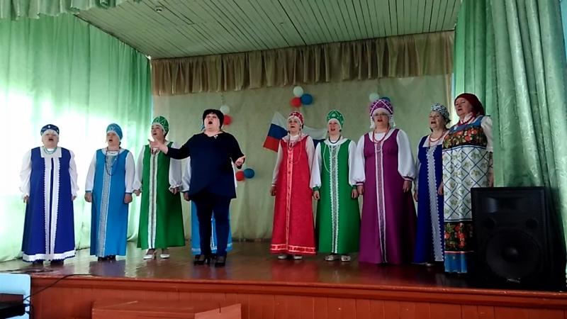 Концерт в Школе ,с Тростянка,Саратовская оласть