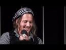 Johnny Depp beim ZFF a conversation with Filmpodium Zurich