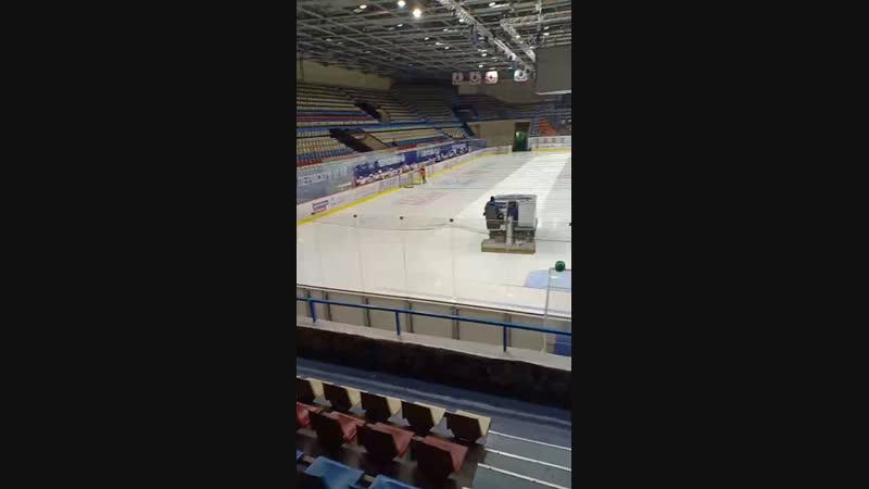 Хоккей ст. Молот г.Пермь