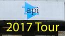 API Audio Headquarters Tour 2017
