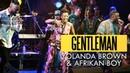 YolanDa Brown Afrikan Boy Gentleman Felabration 2016