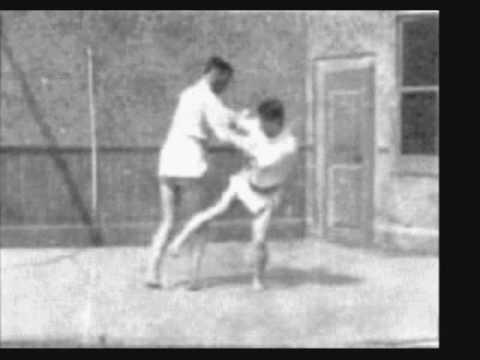 Textbook of Ju jutsu 1905 re animated