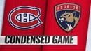 02/17/19 Condensed Game: Canadiens @ Panthers