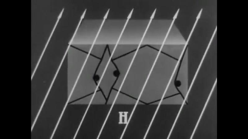 Магнитные свойства вещества, научфильм, 1980