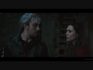 Wanda & Pietro Maximoff | Elizabeth Olsen & Aaron Taylor-Johnson