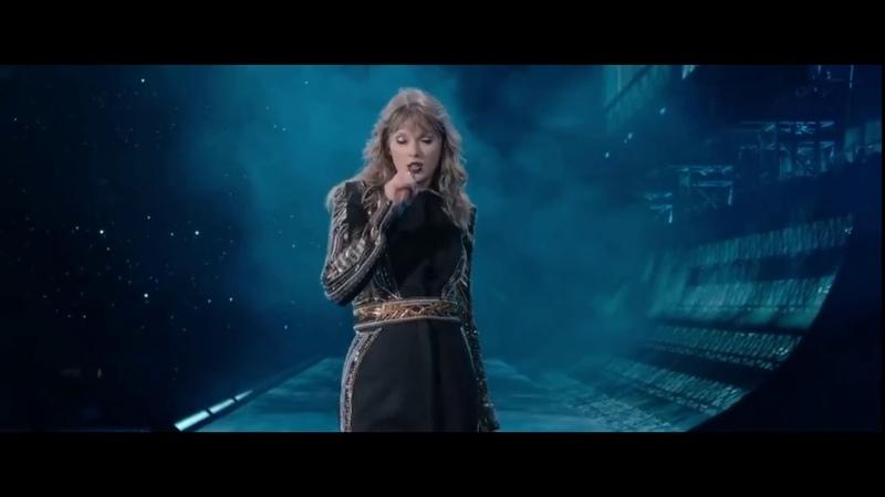 TAYLOR SWIFT • Don't Blame Me • REPUTATION STADIUM TOUR ( high notes) clip