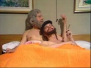 Karl Marx Che Guevara in bed together.