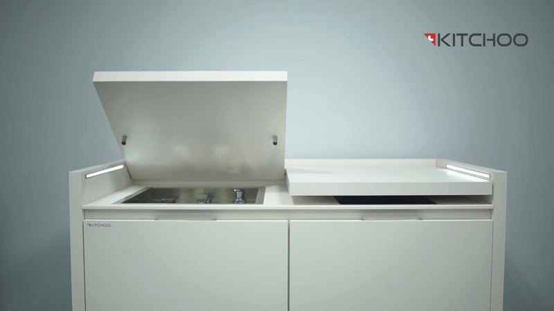 KITCHOO K5 - SMART KITCHEN FOR TINY SPACES