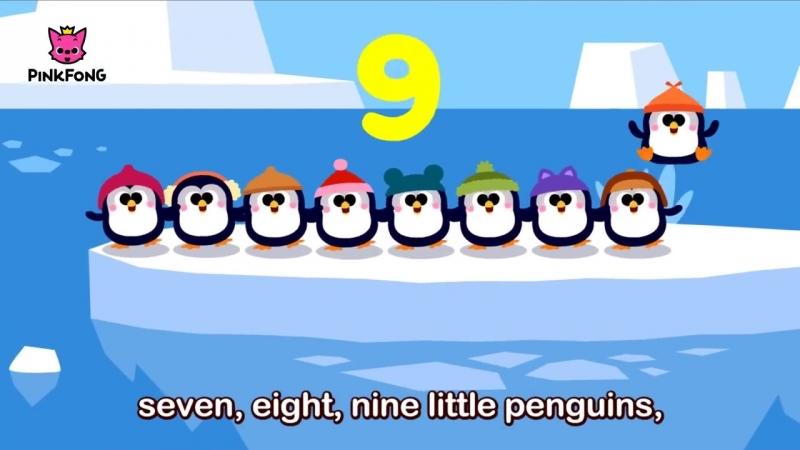 Считаем пингвинов