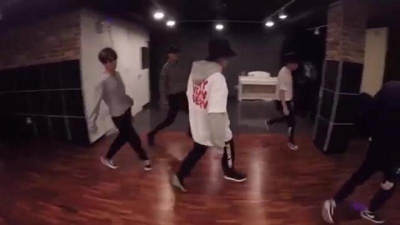 [PRACTICE] 양요섭 - 네가 없는 곳(Where I am gone) choreography by kasper 180317 안무가 김태우(kasper) 인스타그램 @kasper0524