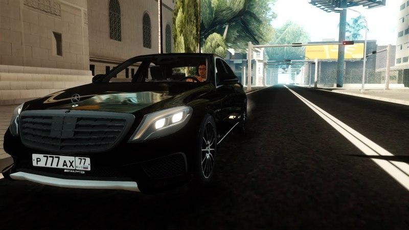 Mersedes-Benz s63 W222 AMG.