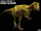 TRILOGY OF LIFE - Walking with Dinosaurs - Polar allosaur
