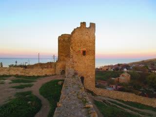 Феодосия | Генуэзская крепость