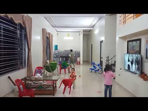 Video xây nhà cấp 4 có gác lửng đẹp mái thái 2019