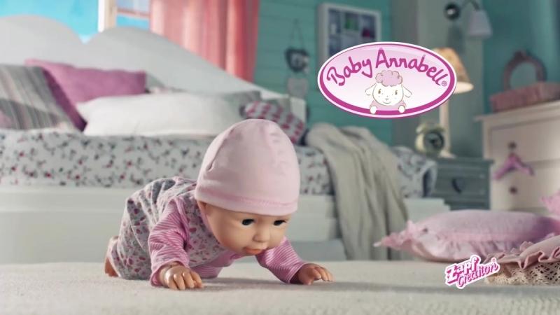 Baby Annabell® Lernt Laufen