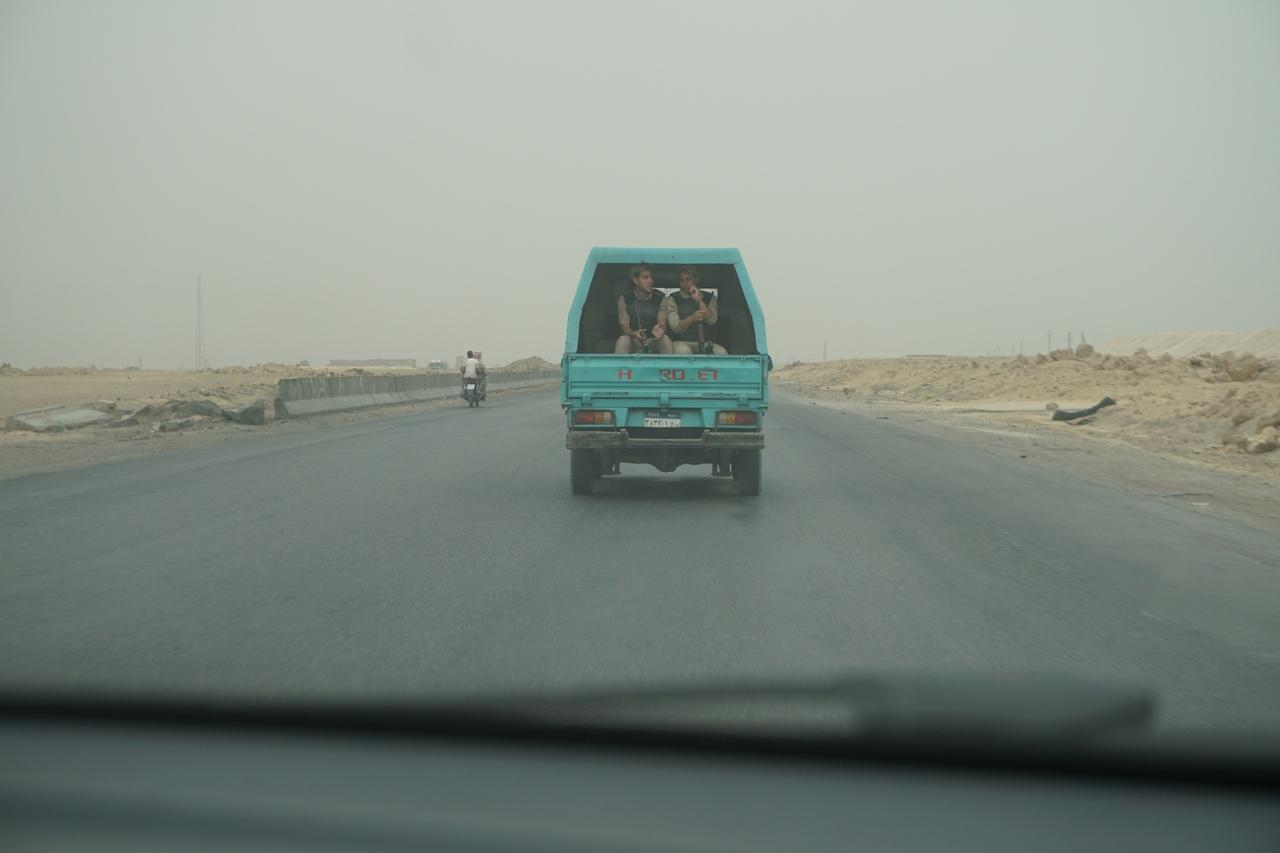 Как меня в Египте задержали и везли под конвоем 500 км