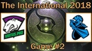 Virtus Pro vs Newbee | Map 2 bo2 [RU] | The International 8