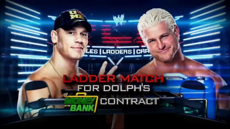 (WWE Mania) TLC 2012 John Cena vs. Dolph Ziggler (Ladder Match for the World Heavyweight Championship Money in the Bank Contract