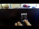 Усилитель Edge EDA 200.4-E7 замер