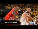 Houston Rockets vs GS Warriors - Full Game Highlights Game 6 May 26, 2018 NBA Playoffs