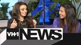 Cher Lloyd Loves Dolly Parton, but She's Not Using Your Tub or Eating Your Kale! + VH1