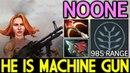 NOONE Lina He's Machine Gun 7 13 Dota 2