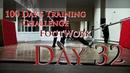 100 Day's Training Challenge. Day 32(B-Boy AVM)