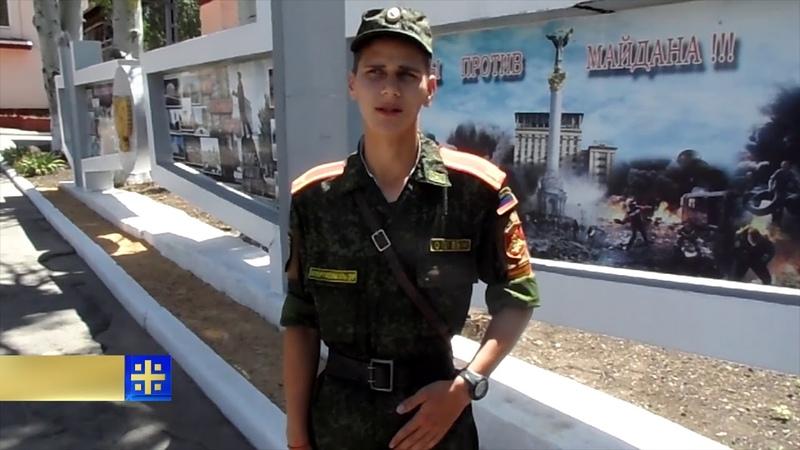 Олег Енот о том, как училище превращает юных ополченцев в молодых офицеров