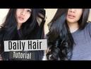 Tutorial Catok Rambut Badai How I Curl My Hair Wita Ervianda
