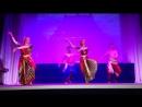 Индийские танцы 1