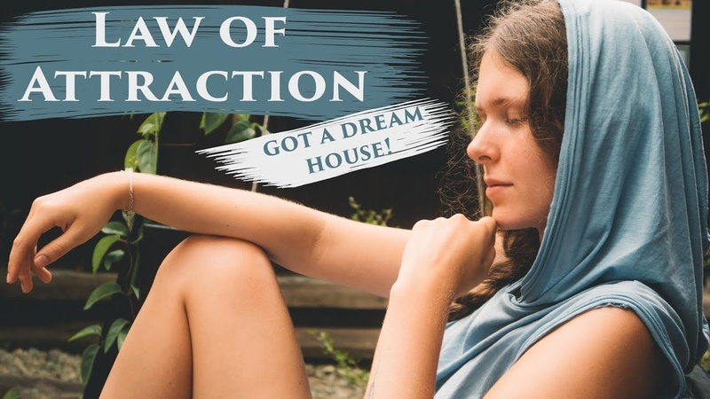 How to make the LAW OF ATTRACTION work Bali DREAM HOUSE tour