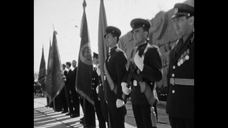 Из киножурнала Советский Урал 9 мая 1968 и июнь 1970гг