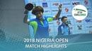 Fan Siqi vs Guo Yan 2018 Nigeria Open Highlights U21-Final