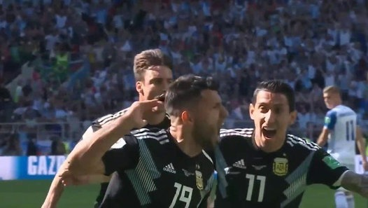 Argentina vs Iceland 1-1 - ALL GOALS FULL HIGHLIGHTS WORLD CUP 2018 HD - Video Dailymotion